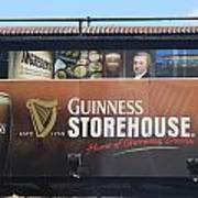 Guinness Storehouse Dublin - Ireland Art Print