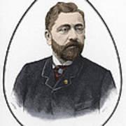 Gustave Eiffel, French Architect Art Print
