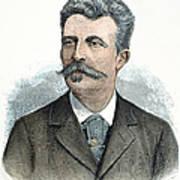 Guy De Maupassant Art Print