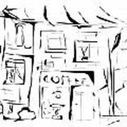 House 092 - Marucii Art Print
