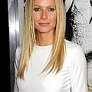 Gwyneth Paltrow At Arrivals For Country Art Print