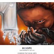 H2ope Art Print