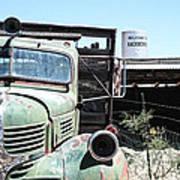 Hackberry Arizona Route 66 Art Print