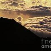 Haleakala First Light Art Print