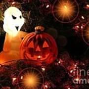 Halloween Magic Art Print