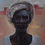 Hamad Abbas Art Print