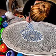 Handcraft Art Print