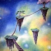 Hanging Together Art Print