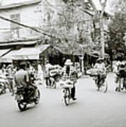 Hanoi Art Print