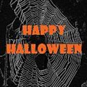 Happy Halloween Web  Art Print