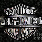 Harley Sign Art Print