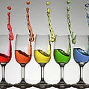 Harmonic Cheers Art Print