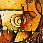 Harmonious Spectrum 2 Art Print