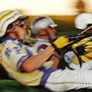 Harness Racing 13 Art Print