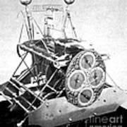Harrisons First Marine Timekeeper Art Print