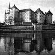 Hartenfels Castle Art Print