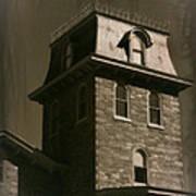 Haunted House 1 Art Print