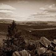 Hawk Mountain Sanctuary S Art Print