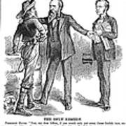 Hayes & White League, 1880 Art Print