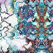 Hazed Dreams Art Print