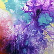 Healing Energies Art Print