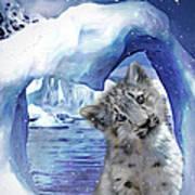 Heart Warmer Card Art Print