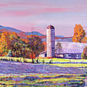 Heartland Morning Art Print