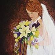 Heather's Special Day Art Print