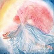 Heavenly Love Art Print