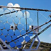 Hegra Gamma Ray Telescope Art Print
