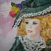 Hello Dolly Art Print by Terri Maddin-Miller