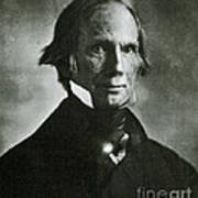 Henry Clay Sr., American Politician Art Print