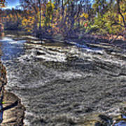 Henry Ford Estate Waterway Dearborn Mi Art Print