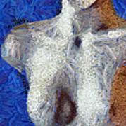 Her Figure 2 Art Print