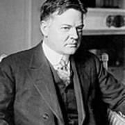 Herbert Clark Hoover Art Print