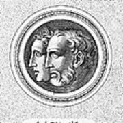 Hercules And Hylas Art Print