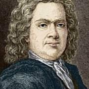 Hermann Boerhaave, Dutch Physician Art Print