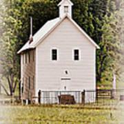 Hidden Church Art Print