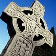 High Cross, Monasterboice, Co Louth Art Print