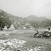 Himalayan Weather Art Print