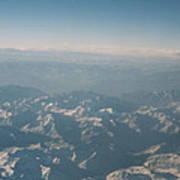 Himalayas 2 Art Print