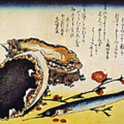 Hiroshige: Color Print Art Print