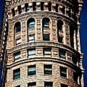 Historic Building In San Francisco - Colour Art Print