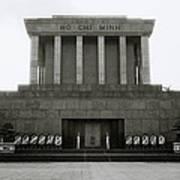 Ho Chi Minh Mausoleum Art Print