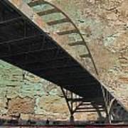 Hoan Bridge And Brick Art Print