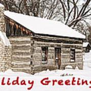 Holiday Greetings Art Print