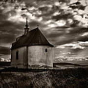 Holy Cross Chapel Art Print