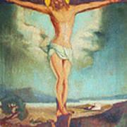 Holy Sacrifice Art Print