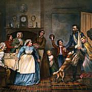 Home Again, 1866 Art Print