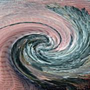 Home Planet - Northern Vortex Art Print